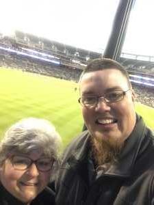 Christopher attended Detroit Tigers vs. Houston Astros - MLB on May 13th 2019 via VetTix