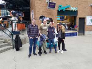 Daniel attended Detroit Tigers vs. Houston Astros - MLB on May 13th 2019 via VetTix
