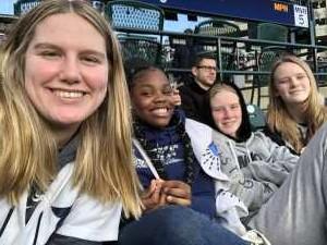 Alexus attended Detroit Tigers vs. Houston Astros - MLB on May 13th 2019 via VetTix