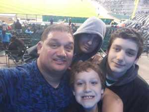 Josh attended Detroit Tigers vs. Houston Astros - MLB on May 13th 2019 via VetTix