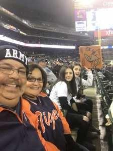 Tom attended Detroit Tigers vs. Houston Astros - MLB on May 13th 2019 via VetTix
