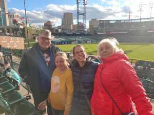 Alan attended Detroit Tigers vs. Houston Astros - MLB on May 13th 2019 via VetTix