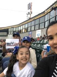 Click To Read More Feedback from Inland Empire 66ers vs. Rancho Cucamonga - MiLB