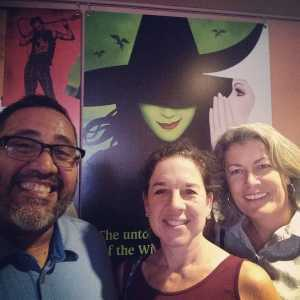 RO attended Wicked on Apr 23rd 2019 via VetTix