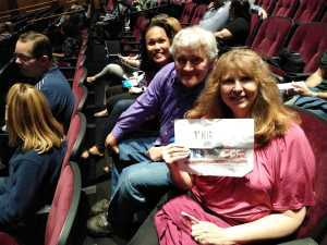 Daniel attended Cruel Intentions - The 90's Musical on May 1st 2019 via VetTix