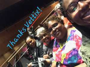 Monique Jordan  attended Cruel Intentions - The 90's Musical on May 1st 2019 via VetTix