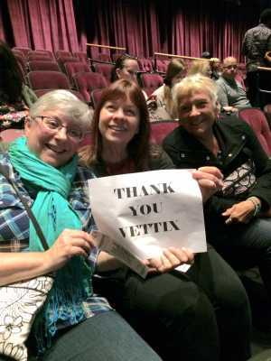 Sue attended Cruel Intentions - The 90's Musical on May 1st 2019 via VetTix