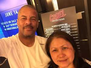 Thu attended Cruel Intentions - The 90's Musical on May 1st 2019 via VetTix