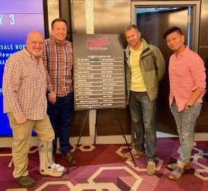 Craig attended Cruel Intentions - The 90's Musical on May 1st 2019 via VetTix