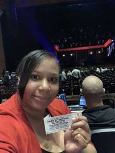 Sheri attended Cruel Intentions - The 90's Musical on May 1st 2019 via VetTix