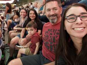 Joe attended Arizona Rattlers vs. Tucson Sugar Skulls - IFL on Jun 8th 2019 via VetTix