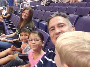 Nicholas attended Arizona Rattlers vs. Tucson Sugar Skulls - IFL on Jun 8th 2019 via VetTix