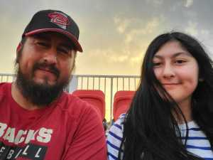 Ron attended Phoenix Rising vs. El Paso Locomotive - USL on Aug 10th 2019 via VetTix