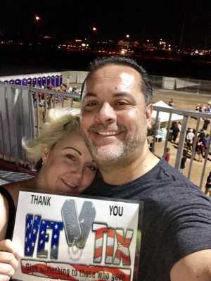 Jose attended Phoenix Rising vs. El Paso Locomotive - USL on Aug 10th 2019 via VetTix