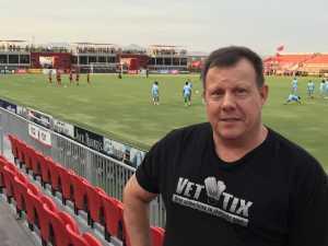 Andy attended Phoenix Rising vs. El Paso Locomotive - USL on Aug 10th 2019 via VetTix
