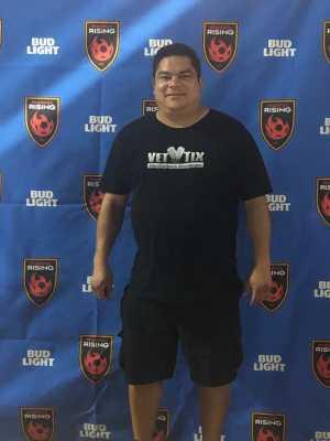 Pedro attended Phoenix Rising vs. El Paso Locomotive - USL on Aug 10th 2019 via VetTix