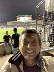 Alex attended Philadelphia Union vs New England Revolution - MLS on May 4th 2019 via VetTix