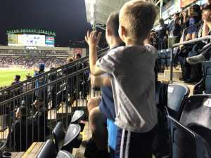 Bryce attended Philadelphia Union vs New England Revolution - MLS on May 4th 2019 via VetTix
