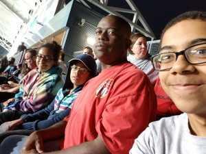 Donald attended Philadelphia Union vs New England Revolution - MLS on May 4th 2019 via VetTix