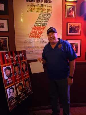 James attended Brad Garrett's Comedy Club - Sunday Show - 21+ on May 12th 2019 via VetTix