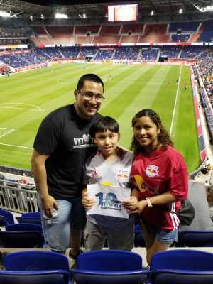 Click To Read More Feedback from New York Red Bulls vs. Vancouver Whitecaps - MLS