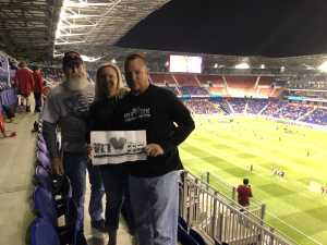 Brian attended New York Red Bulls vs. Vancouver Whitecaps - MLS on May 22nd 2019 via VetTix