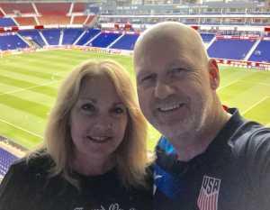 Robert attended New York Red Bulls vs. Vancouver Whitecaps - MLS on May 22nd 2019 via VetTix
