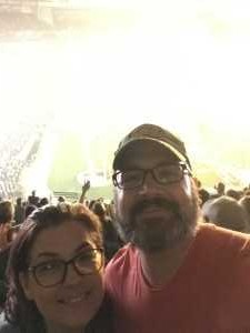 Ryan attended Billy Joel - Pop on Apr 26th 2019 via VetTix