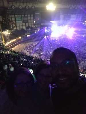 Eric attended Billy Joel - Pop on Apr 26th 2019 via VetTix