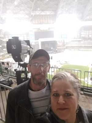 Steve Kilburg attended Billy Joel - Pop on Apr 26th 2019 via VetTix