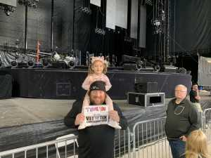 Jeremy attended Billy Joel - Pop on Apr 26th 2019 via VetTix