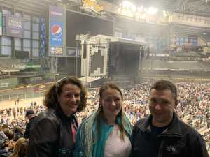 Rebeccah attended Billy Joel - Pop on Apr 26th 2019 via VetTix
