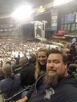 Dean attended Billy Joel - Pop on Apr 26th 2019 via VetTix