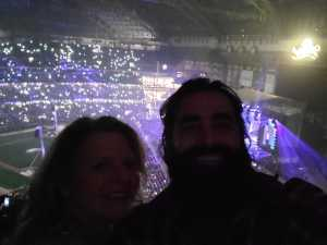 G. Anthony  attended Billy Joel - Pop on Apr 26th 2019 via VetTix