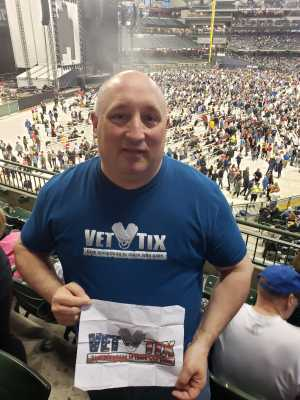 Richard attended Billy Joel - Pop on Apr 26th 2019 via VetTix