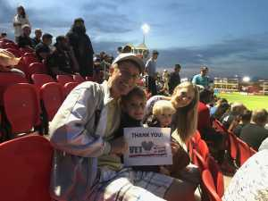 Jason attended Phoenix Rising FC vs. Rio Grande Valley FC - USL on May 10th 2019 via VetTix