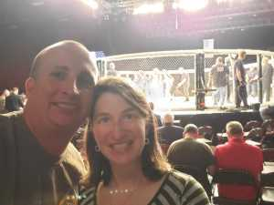 Kevin attended Cage Fury Fighting Championships 74 - Tracking Attendance - Live Mixed Martial Arts on May 17th 2019 via VetTix