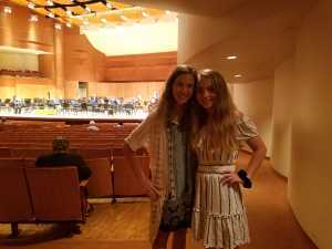 Suzanne attended Tchaikovsky Violin Concerto - Presented by the Baltimore Symphony Orchestra on May 11th 2019 via VetTix
