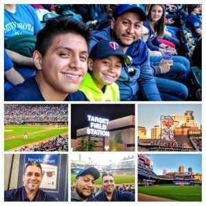 Robert attended Minnesota Twins vs. Chicago White Sox - MLB on May 24th 2019 via VetTix