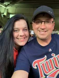 Christopher attended Minnesota Twins vs. Chicago White Sox - MLB on May 24th 2019 via VetTix