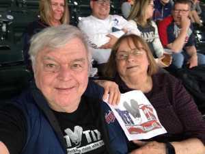 JOSEPH attended Minnesota Twins vs. Chicago White Sox - MLB on May 24th 2019 via VetTix