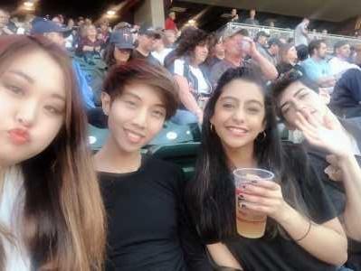 Jee attended Minnesota Twins vs. Chicago White Sox - MLB on May 24th 2019 via VetTix