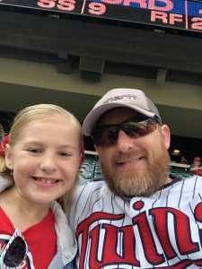 adam attended Minnesota Twins vs. Chicago White Sox - MLB on May 24th 2019 via VetTix