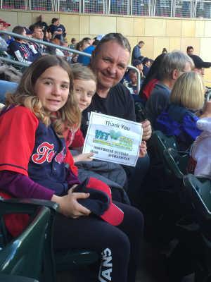 Daniel attended Minnesota Twins vs. Chicago White Sox - MLB on May 24th 2019 via VetTix