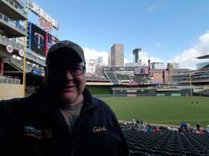 Matthew attended Minnesota Twins vs. Chicago White Sox - MLB on May 24th 2019 via VetTix