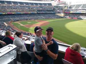 Tim attended Minnesota Twins vs. Chicago White Sox - MLB on May 24th 2019 via VetTix
