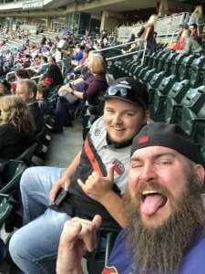 Michael attended Minnesota Twins vs. Chicago White Sox - MLB on May 24th 2019 via VetTix