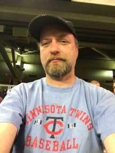 William attended Minnesota Twins vs. Chicago White Sox - MLB on May 24th 2019 via VetTix