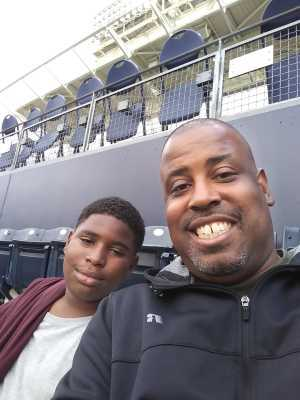 Erik attended San Diego Padres vs. New York Mets - MLB on May 6th 2019 via VetTix