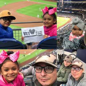 Click To Read More Feedback from San Diego Padres vs. New York Mets - MLB
